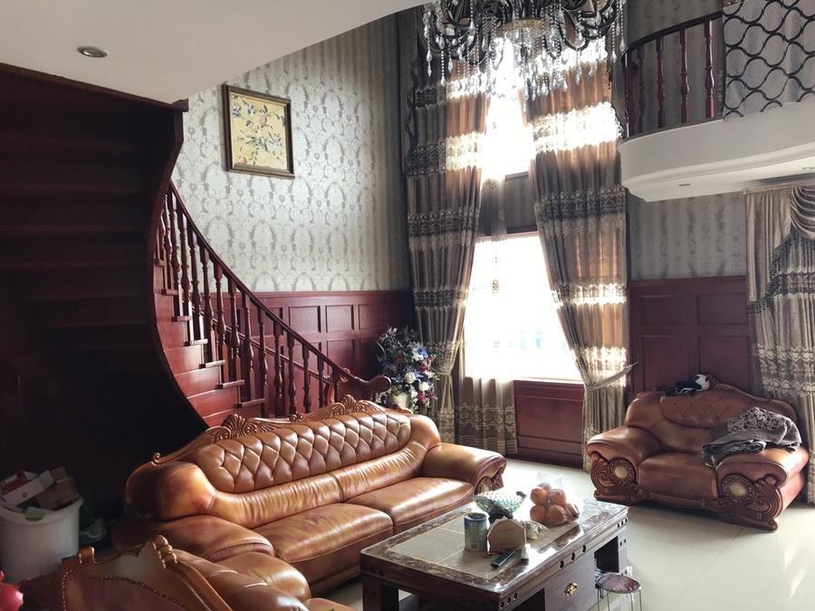 华夏景园室内客厅