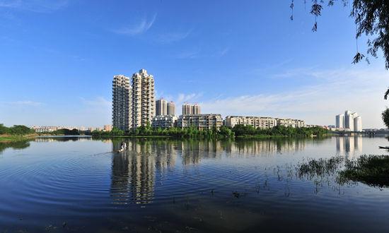 现代生态水城